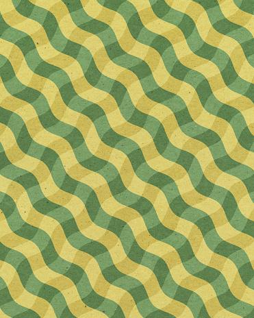 Tartan check「テクスチャード加工紙に曲線模様」:スマホ壁紙(17)