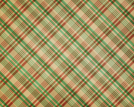 タータンチェック「テクスチャード加工紙のチェック模様」:スマホ壁紙(4)