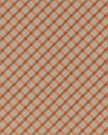 タータンチェック「テクスチャード加工紙のチェック模様」:スマホ壁紙(7)