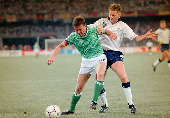 1990-1999「England v West Germany 1990 FIFA World Cup Semi Final」:写真・画像(9)[壁紙.com]