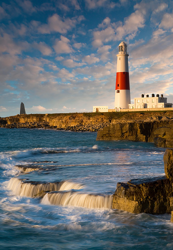 UNESCO「Dawn over Portland Bill lighthouse」:スマホ壁紙(13)