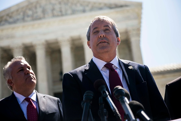 Attorney General「Texas Attorney General Ken Paxton Announces Lawsuit Against Delaware Over Unclaimed Checks」:写真・画像(6)[壁紙.com]