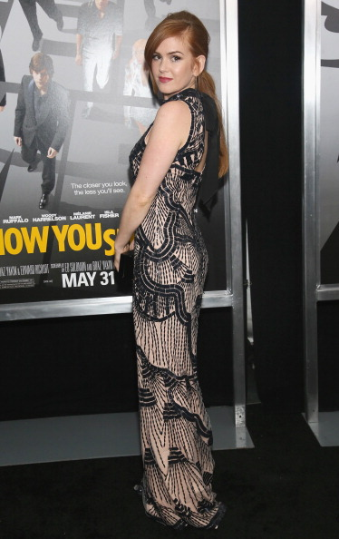 "Scalloped - Pattern「""Now You See Me"" New York Premiere - Inside Arrivals」:写真・画像(9)[壁紙.com]"