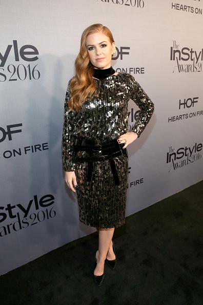銀色「InStyle Presents Second Annual 'InStyle Awards' - Red Carpet」:写真・画像(14)[壁紙.com]