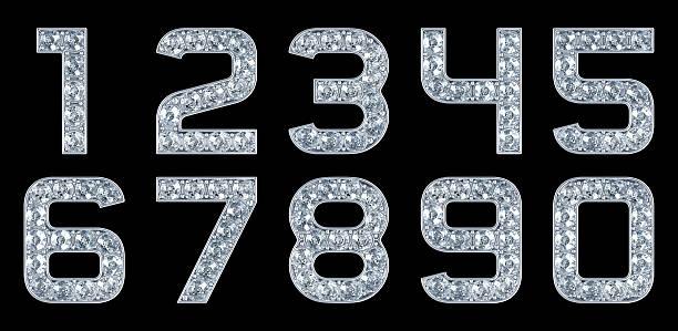 な数字です。絶縁にブラック:スマホ壁紙(壁紙.com)