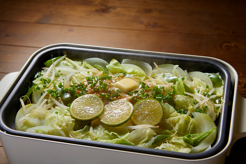 Bean Sprout「Steamed salmon and vegetables」:スマホ壁紙(9)
