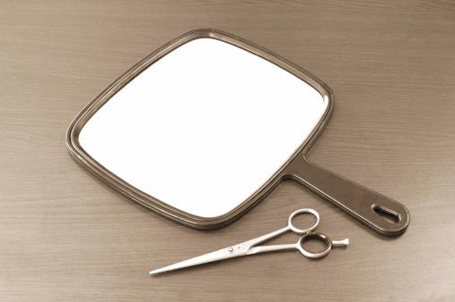 Hand Mirror「Mirror & Scissors」:スマホ壁紙(12)