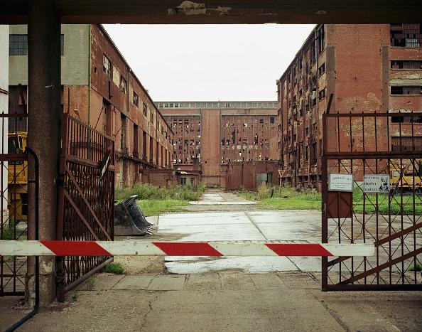 No People「Closed factory, Hungary」:写真・画像(4)[壁紙.com]