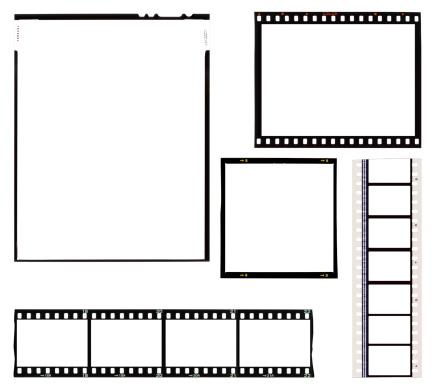 Photography Themes「Various film boarders」:スマホ壁紙(17)