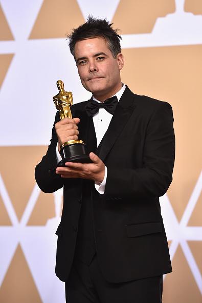 映画監督「90th Annual Academy Awards - Press Room」:写真・画像(17)[壁紙.com]
