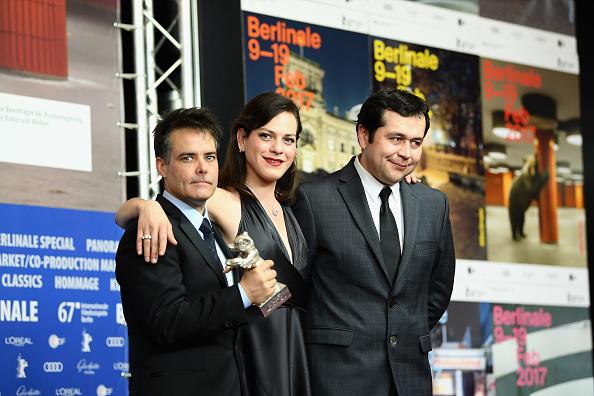 Matthias Nareyek「Award Winners Press Conference - 67th Berlinale International Film Festival」:写真・画像(3)[壁紙.com]