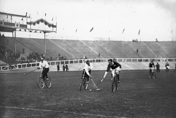 オリンピック「Bicycle Polo」:写真・画像(14)[壁紙.com]
