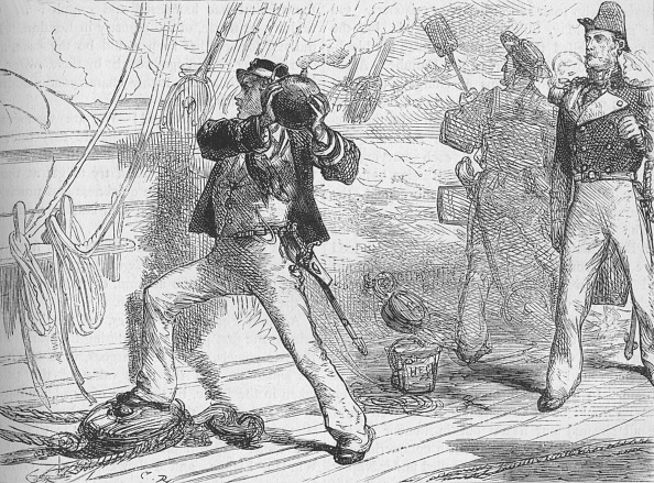 Sailor「An Incident In The Attack On Bomarsund」:写真・画像(10)[壁紙.com]