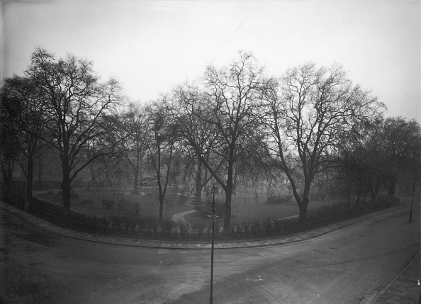 Public Park「Mecklenburgh Square」:写真・画像(18)[壁紙.com]