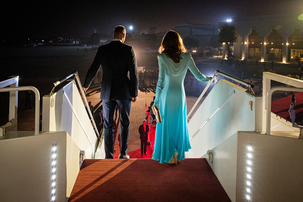 Pakistan「The Duke And Duchess Of Cambridge Visit Islamabad - Day One」:写真・画像(12)[壁紙.com]