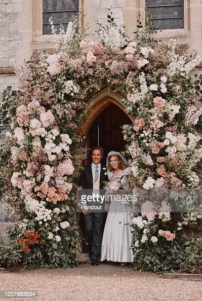 Princess Beatrice of York「The Wedding Of Princess Beatrice And Mr. Mapelli Mozzi」:写真・画像(6)[壁紙.com]