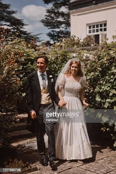 Princess Beatrice of York「The Wedding Of Princess Beatrice And Mr. Mapelli Mozzi」:写真・画像(4)[壁紙.com]