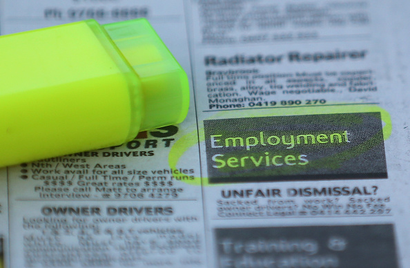 Employment And Labor「Unemployment Rates Rise In Australia」:写真・画像(10)[壁紙.com]