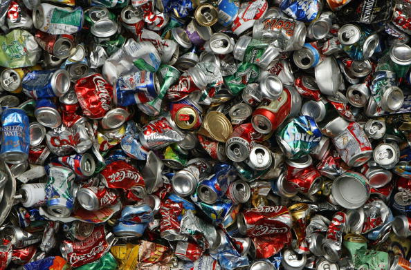 Bottle「San Francisco Waste Management Firm Uses Cutting Edge Recycling Facility」:写真・画像(19)[壁紙.com]