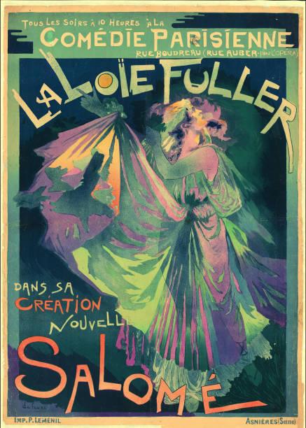 Loïe Fuller As Salomé:ニュース(壁紙.com)