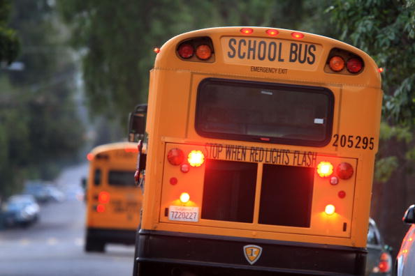 Bus「California Budget Crisis Threatens Basic Services」:写真・画像(7)[壁紙.com]