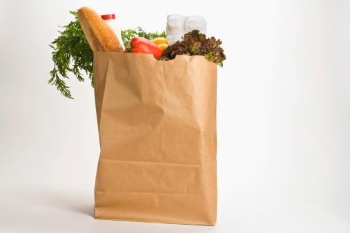 Supermarket「Bag of groceries」:スマホ壁紙(15)