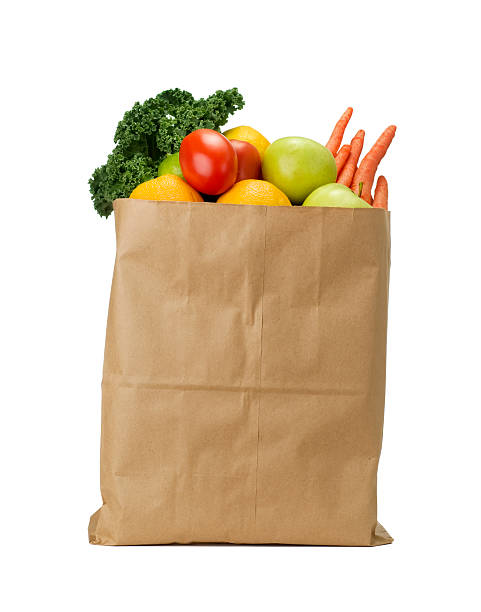 Bag of Groceries:スマホ壁紙(壁紙.com)