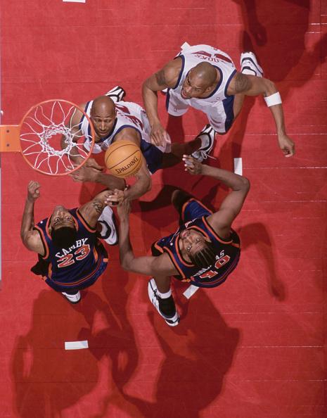 Marcus Camby「New York Knicks vs Los Angeles Clippers」:写真・画像(2)[壁紙.com]