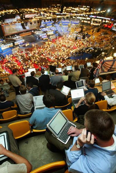 Log「Democratic Convention Kicks Off」:写真・画像(15)[壁紙.com]