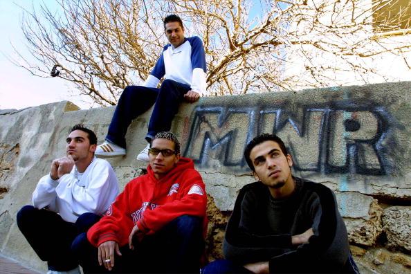 Graffiti「Arab Israeli Rap Group Gives Voice to Protest」:写真・画像(5)[壁紙.com]