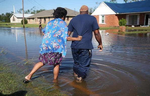 Weather「Hurricane Delta Takes Aim At Louisiana's Gulf Coast」:写真・画像(18)[壁紙.com]