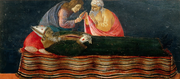 Heart「The Extraction Of The Heart Of Saint Ignatius (Predella Panel Of The St Barnabas Altarpiece)」:写真・画像(12)[壁紙.com]