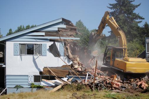 Demolishing「Demolishing」:スマホ壁紙(8)