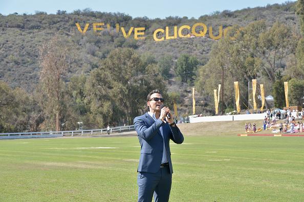 Three Quarter Length「Sixth-Annual Veuve Clicquot Polo Classic, Los Angeles - Inside」:写真・画像(7)[壁紙.com]