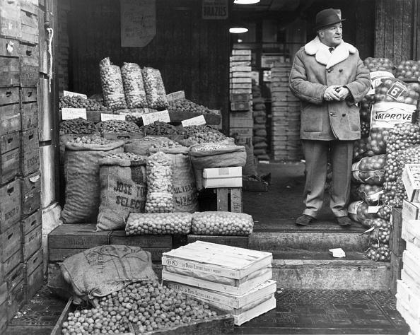 ナッツ類「Nut Stall」:写真・画像(6)[壁紙.com]