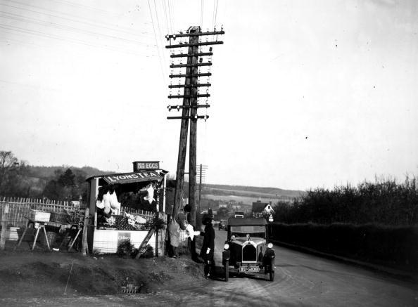 Mode of Transport「Tea Stall」:写真・画像(0)[壁紙.com]
