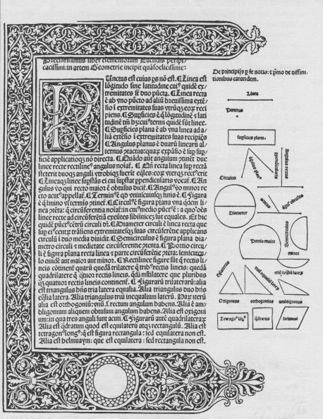 Circa 15th Century「Euclida Elementa」:写真・画像(8)[壁紙.com]