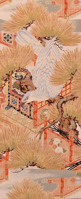 Kimono「Textile」:スマホ壁紙(2)