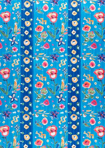 布柄「Textile」:スマホ壁紙(17)