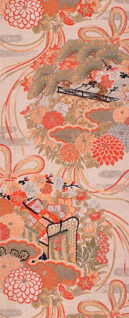 和柄「Textile」:スマホ壁紙(19)
