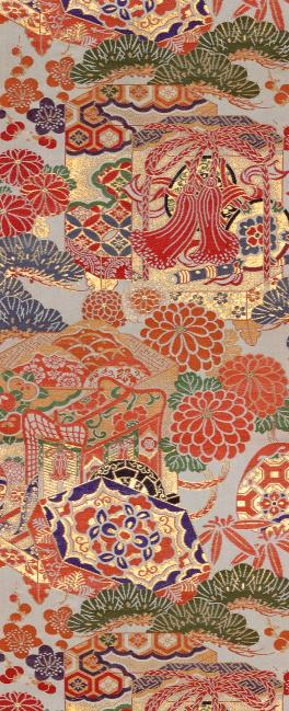 Kimono「Textile」:スマホ壁紙(10)