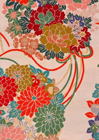 和柄「Textile」:スマホ壁紙(1)