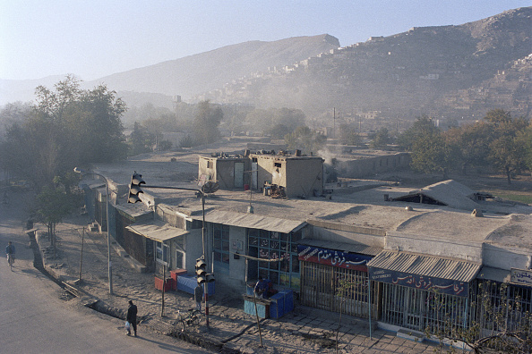 Kabul「Afghan Street in Early Morning」:写真・画像(3)[壁紙.com]