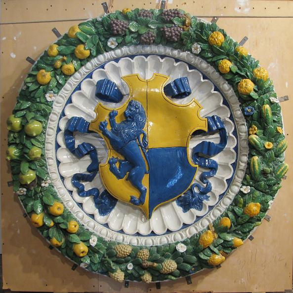 Tuscany「Arms Of Gianfigliazzi Impaling Adimari」:写真・画像(8)[壁紙.com]