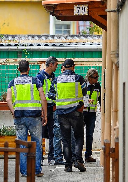 Jorge Arce「Alleged Pedophile Arrested In Santander」:写真・画像(0)[壁紙.com]