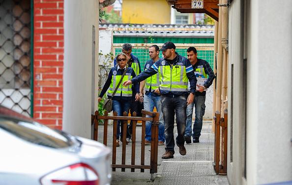 Jorge Arce「Alleged Pedophile Arrested In Santander」:写真・画像(8)[壁紙.com]