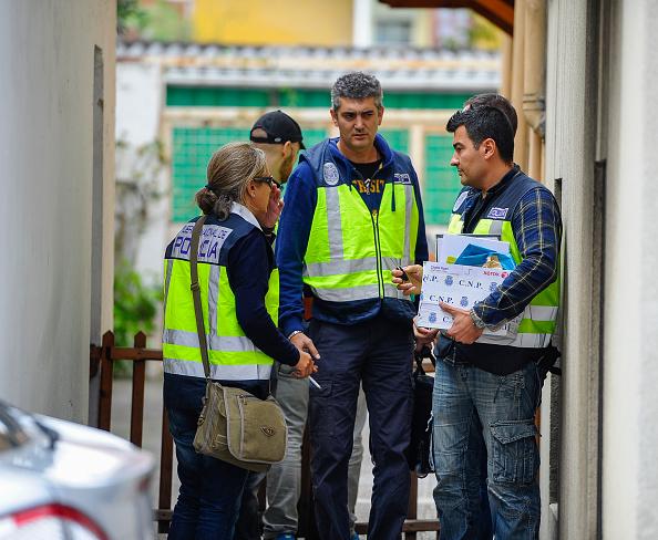 Jorge Arce「Alleged Pedophile Arrested In Santander」:写真・画像(14)[壁紙.com]