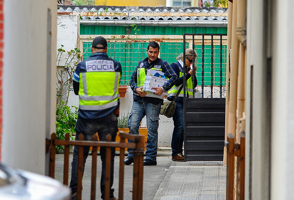 Jorge Arce「Alleged Pedophile Arrested In Santander」:写真・画像(13)[壁紙.com]