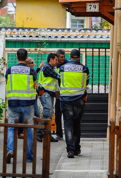 Jorge Arce「Alleged Pedophile Arrested In Santander」:写真・画像(6)[壁紙.com]