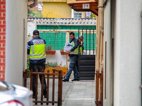 Jorge Arce「Alleged Pedophile Arrested In Santander」:写真・画像(15)[壁紙.com]